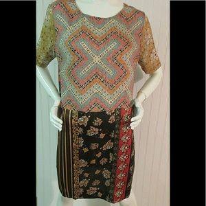 Anthropologie Tunic dress by Tiny sz M NWT